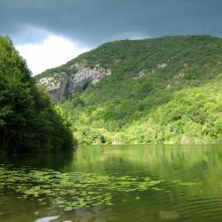 Baignade naturelle en Comminges Pyrénées